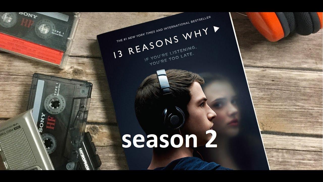 13 Reasons Why Season 2 Teaser Trailer Youtube