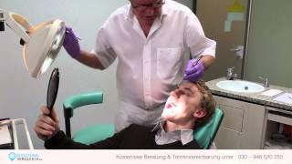 Bleaching-Vergleich.de: Zu Gast bei Dr. Niess, Teil 1: Vorkontrolle (Berlin) Thumbnail