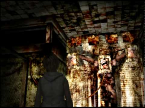 3d Wallpaper Feature Wall The Noises Of Silent Hill 3 Construction Site Hilltop