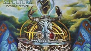 """Sepultura has released their new CD """"Machine Messiah"""". Go to royalb..."""