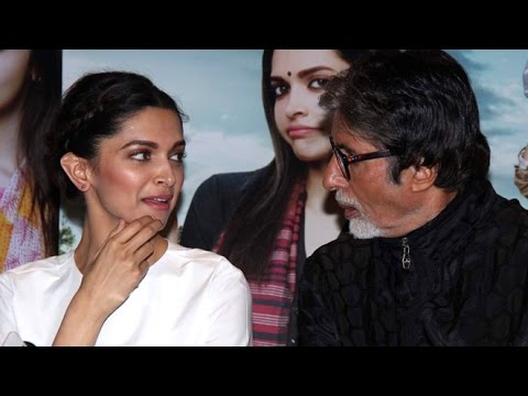 Piku Interview - Amitabh Bachchan, Deepika Paduokone, Irrfan Khan