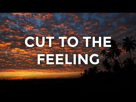 Carly Rae Jepsen - Cut To The Feeling (Lyrics / Lyric Video)