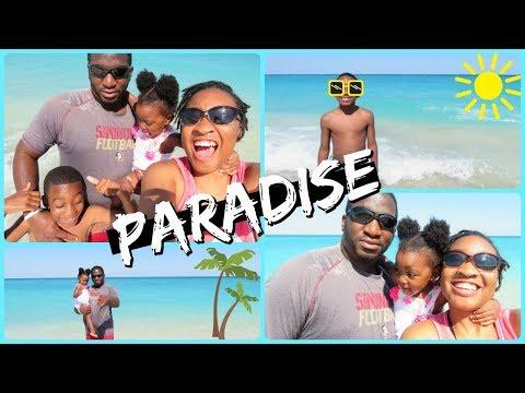 PARADISE!   BLACK FAMILY VLOGS
