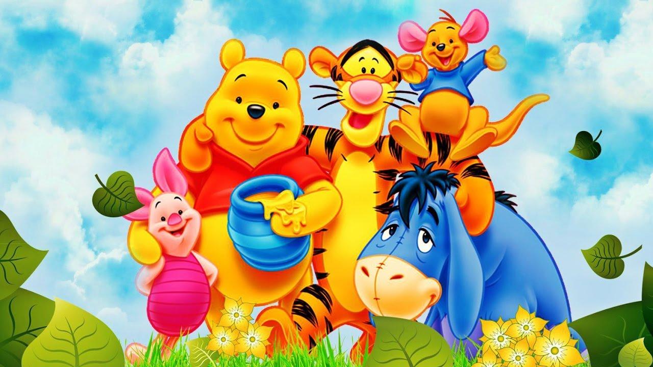 Finger Family Disney Winnie The Pooh Nursery Rhymes Disney Winnie Pooh Finger Family Baby Song