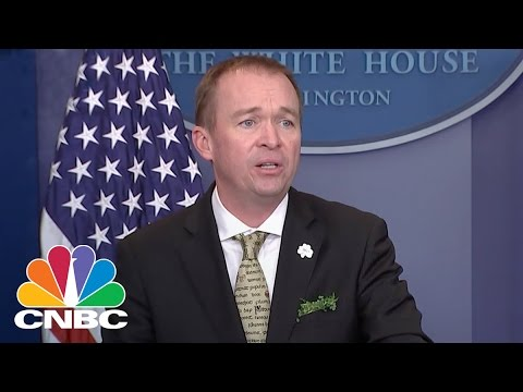 Mick Mulvaney: Budget Does Not Balance Budget, It Reallocates, Reprioritizes | Closing Bell | CNBC