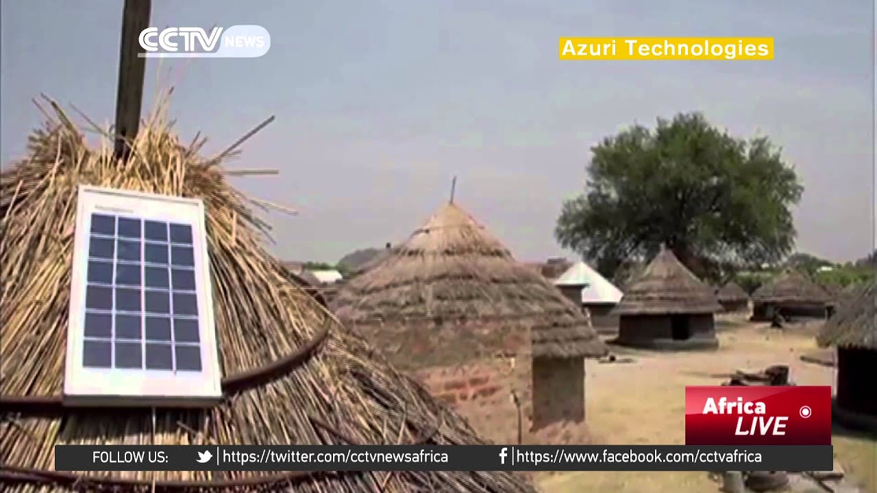 Solar Energy For Africa By 2030 Youtube