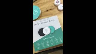 CES Innovation Award Winning Smart Button is back on Indiegogo!