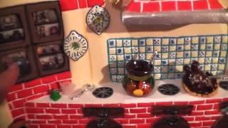 Un recorrido de las figuras de cerámica que hemos pintado