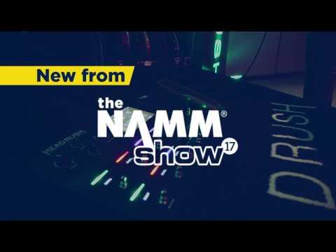 HeadRush Multi-Effects Pedalboard - New From NAMM 2017