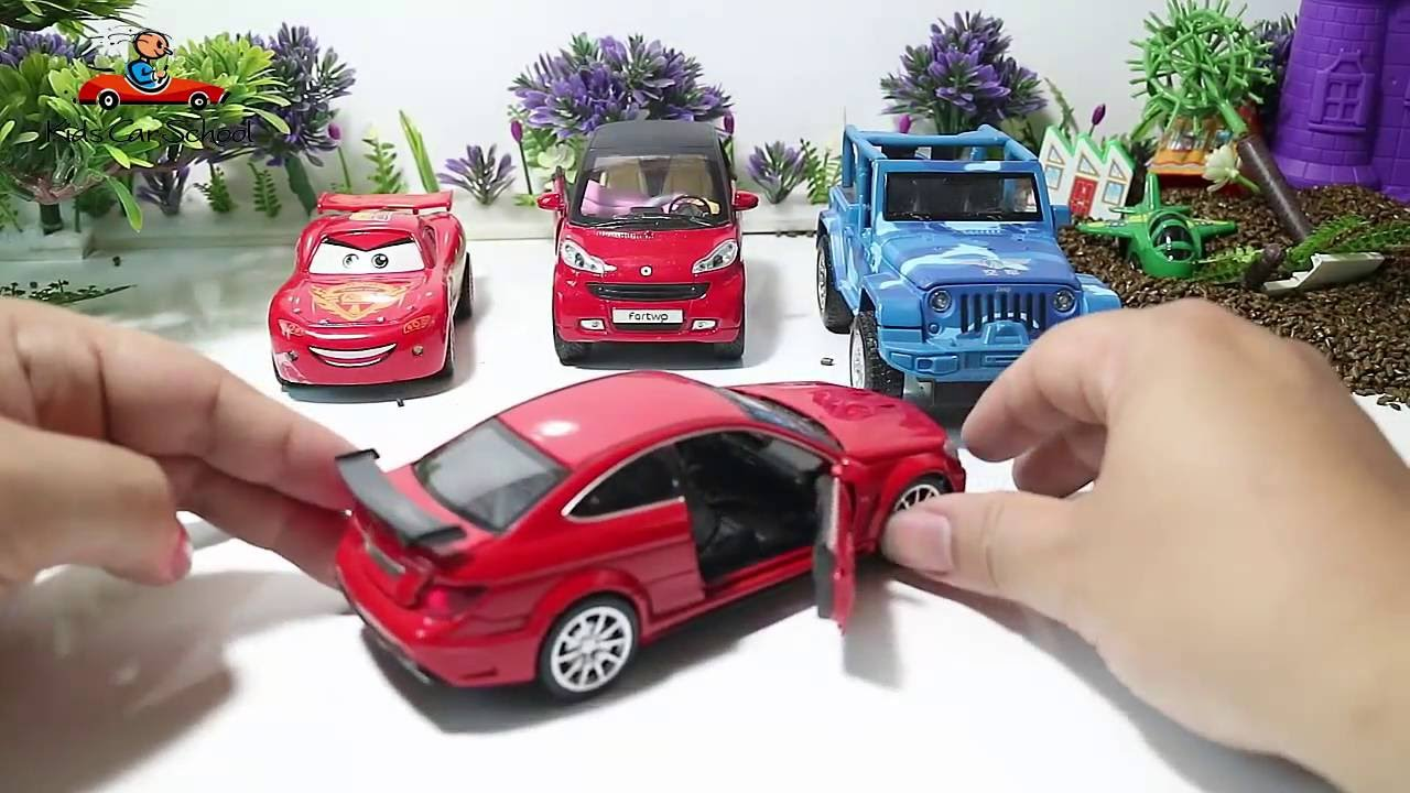 car toy for kids car toys videos for children