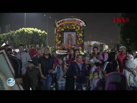 Miles de peregrinos acuden a la Basílica a festejar a la Virgen María