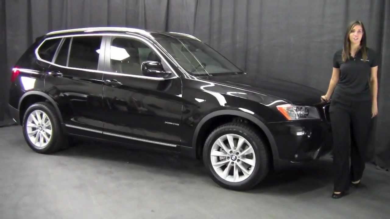 2013 bmw x3 28i xdrive bmw of murray salt lake city utah youtube. Black Bedroom Furniture Sets. Home Design Ideas