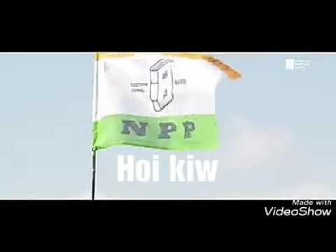 Khasi song- Vote ha I Bah Prestone Tynsong NPP (lyric edited video)