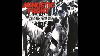 Watch Agnostic Front Bloodsucker video