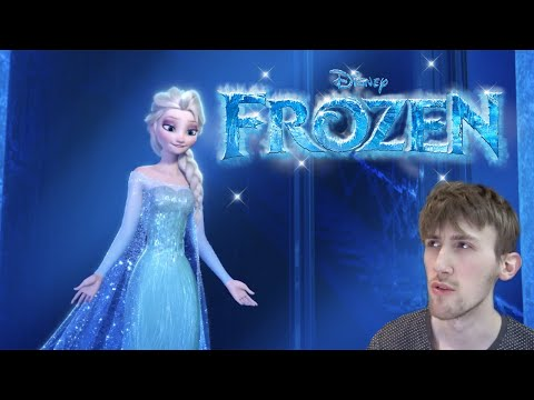 First Time Watching *FROZEN*