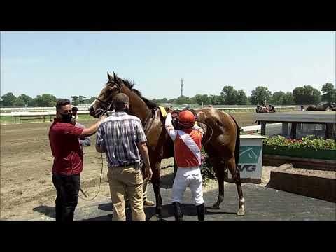 video thumbnail for MONMOUTH PARK 07-05-20 RACE 3