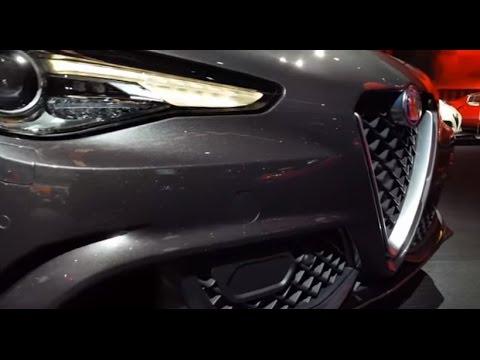 2017 Alfa Romeo Giulia - Walkaround - 2016 North American International Auto Show