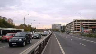 Москва Боровское шоссе 6 ТРЦ Солнечный рай вход в объект обзор 1(, 2014-10-14T06:59:29.000Z)