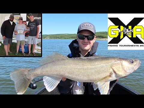 Generation Next Angler Walleye Tournament! | SO CLOSE!!