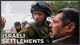 Illegal settlements: Israel starts constructing road in Hebron