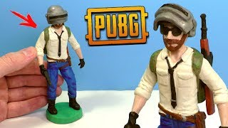 ЛЕПИМ СОЛДАТА из игры PUBG | PLAYERUNKNOWN'S BATTLEGROUNDS
