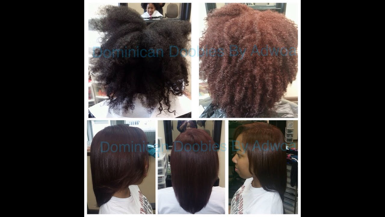 Dominican Natural Hair Styles