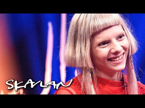 Aurora on her bipolar sister and why we all should be excused | English subtitles | SVT/TV 2/Skavlan