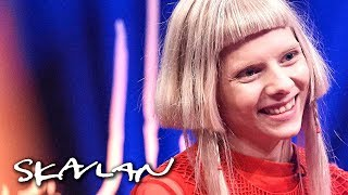 Aurora on her bipolar sister and why we all should be excused   English subtitles   SVT/TV 2/Skavlan