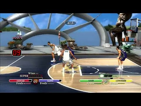 NBA Ballers: Chosen One Xbox 360 Trailer - Dunk