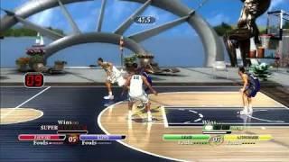 NBA Ballers: Chosen One Xbox 360 Trailer - Dunk