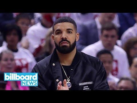 NBA Asks Toronto Raptors to Tell Drake to Tone it Down   Billboard News