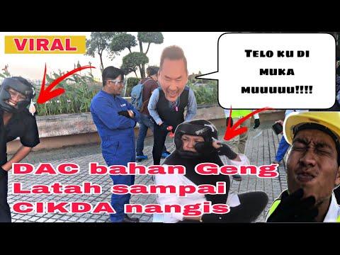Download DAC sakat Geng Latah sampai Cikda nangis | Geng Latah #behindthescene #opocot #fyp #fyi #melatah