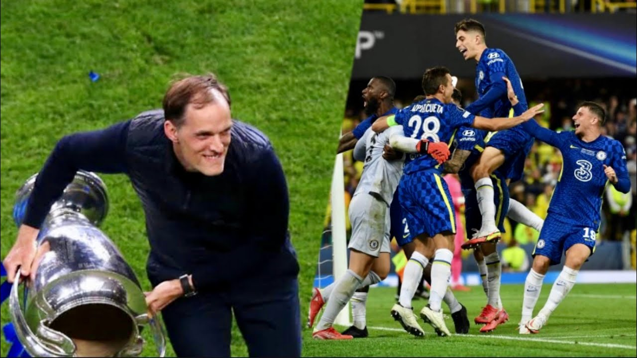 Why Thomas Tuchel Was Happy With Chelsea's Performance vs ...