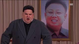 Kim Jong Un: Vergleich Schweiz/Nordkorea | Giacobbo / Müller | SRF Comedy