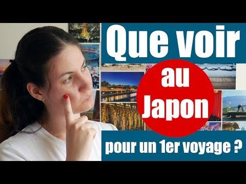 Que voir au Japon pour un premier voyage ?