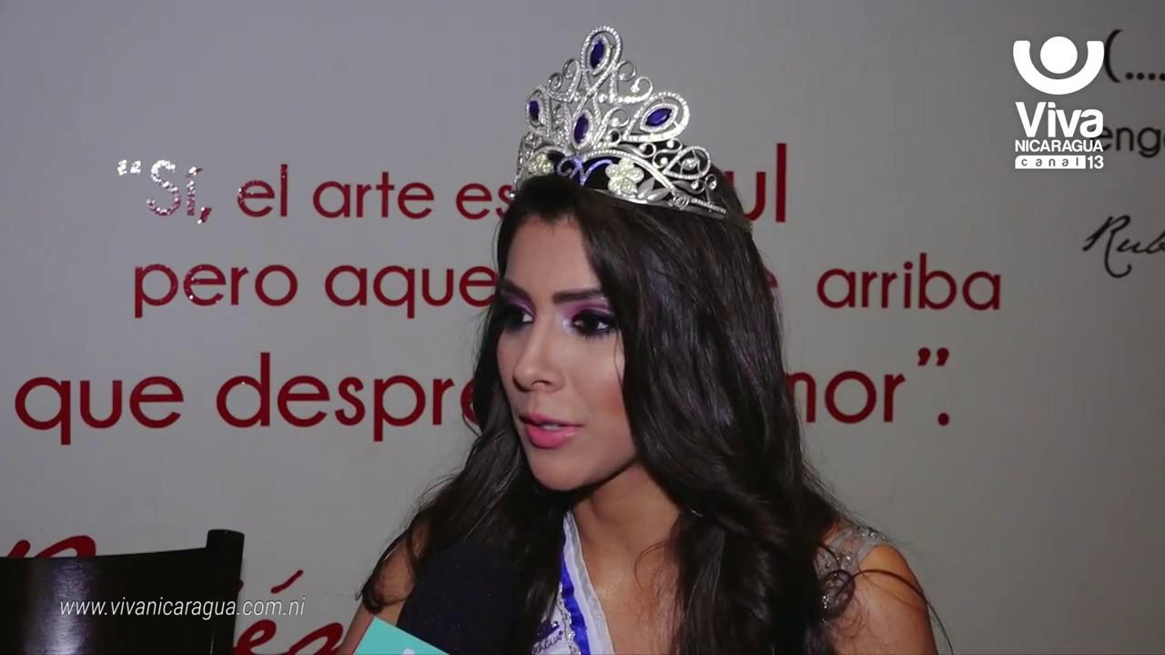 Berenice Quezada Crowned Miss Nicaragua 2017: Berenice Quezada Es Miss Nicaragua 2017