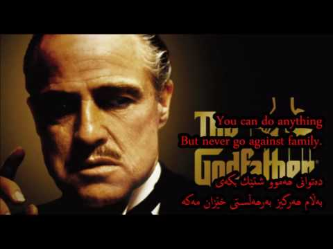 Andre Rieu Theme Song Godfather and quotes kurdish Akam khdir