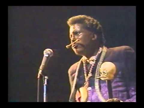 Resultado de imagen de Screamin 'Jay Hawkins - Tokyo 1990