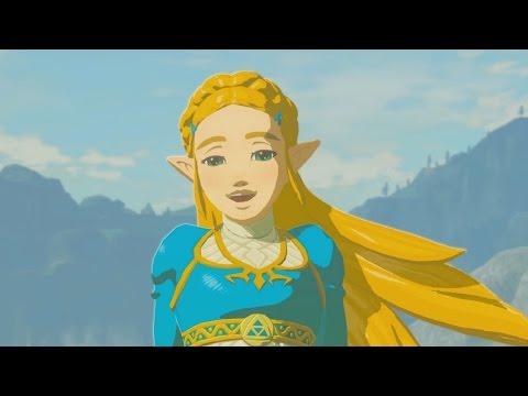 Zelda Breath of the Wild: True Ending