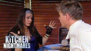 Gordon Visits A Psychic Inside A Restaurant   Kitchen Nightmares
