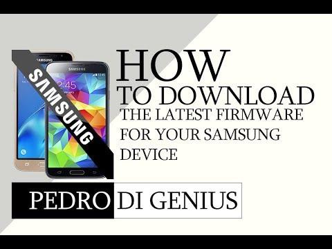 Download any samsung firmware sammobile alternative (latest