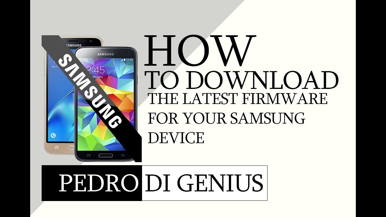 Download any samsung firmware sammobile alternative (latest firmware only)