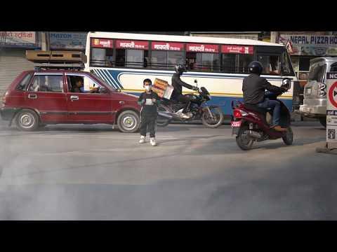 SAFA HAWA APP - Public Private Partnership between US Embassy, Nepal and Bidhee Pvt Ltd