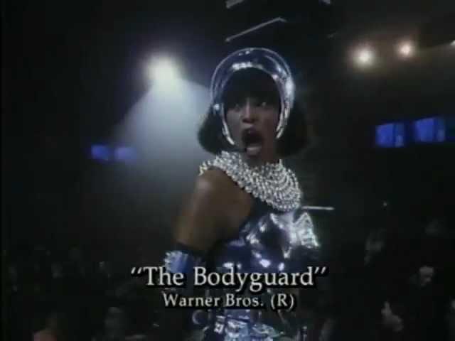 The Bodyguard - Trailer