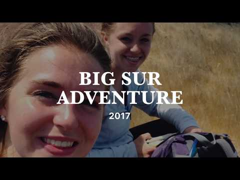 The Great Big Sur Adventure