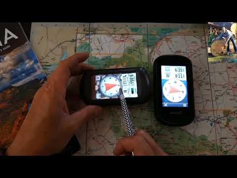 Compass Bearing Pointer