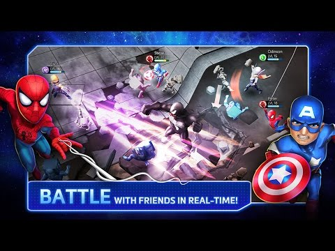 Watch the trailer for Marvel Mighty Heroes!