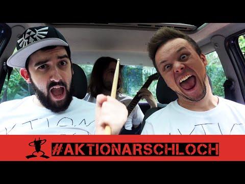 #AktionArschloch | Schrei nach Liebe by Die Ärzte | Choreo by Get Germanized, VlogDave & MC Kevin
