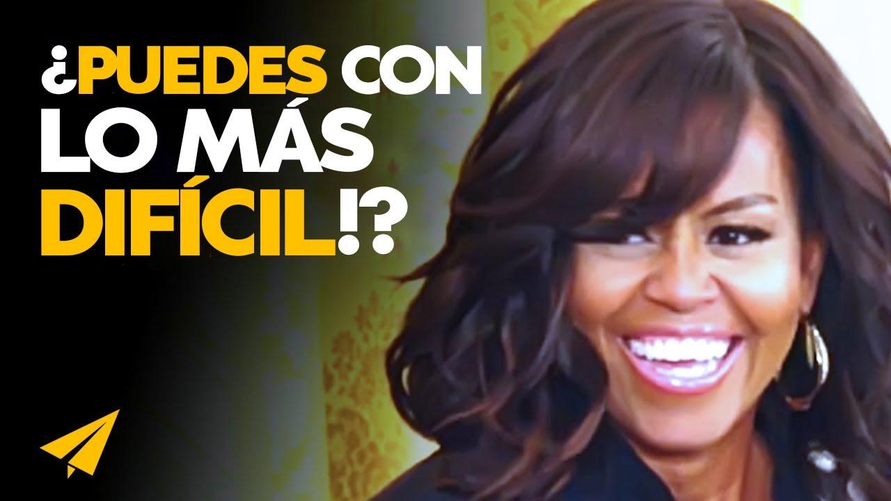 Las 10 reglas para el éxito de Michelle Obama (Doblaje)