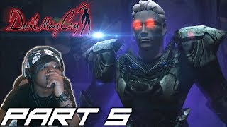 VERGIL'S DEATH   Devil May Cry 1 [HD COLLECTION]  Walkthrough / Gameplay - Part 5